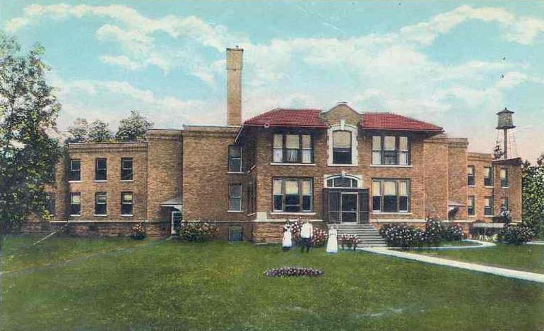 Allen County Tuberculosis Hospital