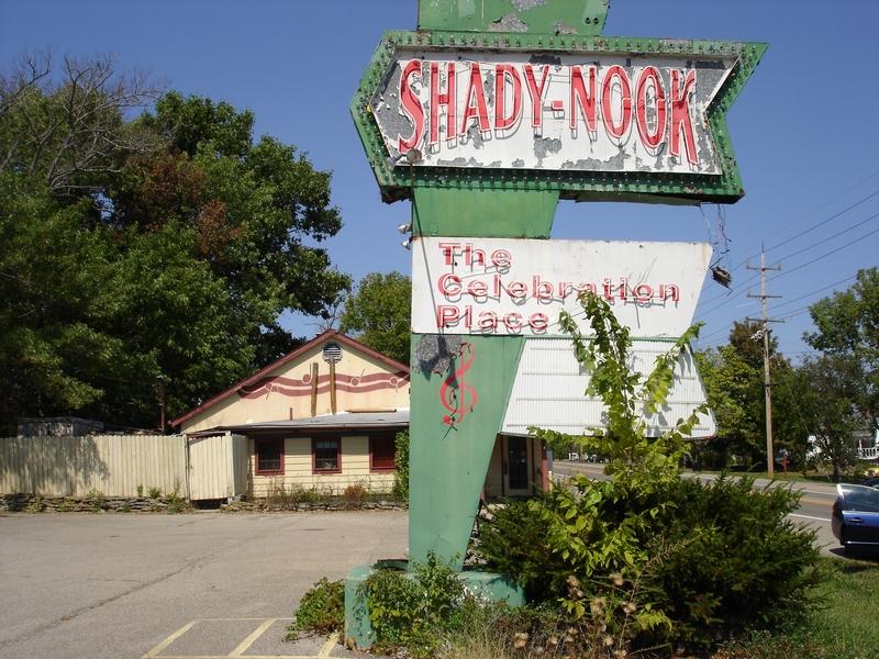 The Shady Nook Ohio
