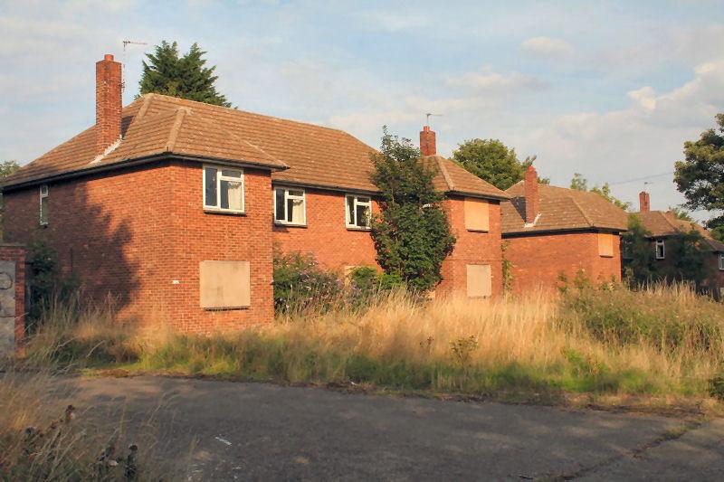 abandoned raf base